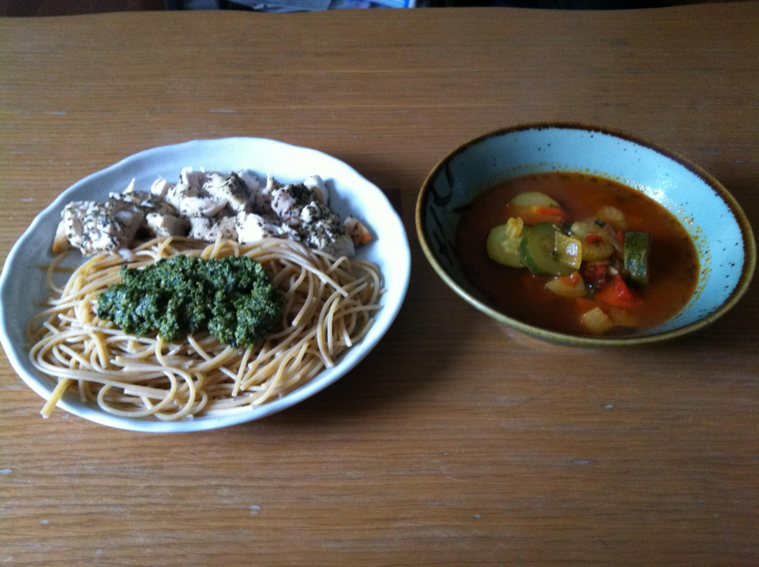 Healthy Italian